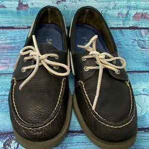 Sperry Top-Sider A/O 2-Eye Sahara Boat Shoe Brown